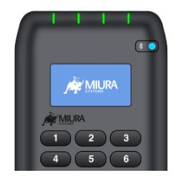 Miura Card Reader - Pairing LineSkip Software with Miura Device